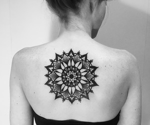 tattoo, art, and beautiful image