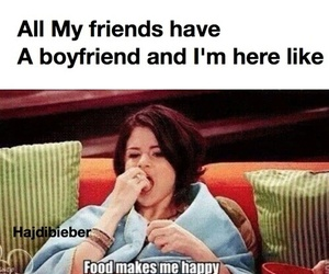 food, funny, and boyfriend image