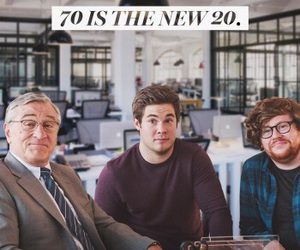 cool, movie, and the intern image
