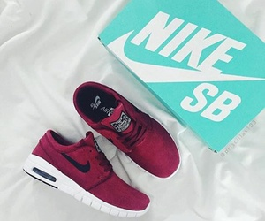 nike, fashion, and red image