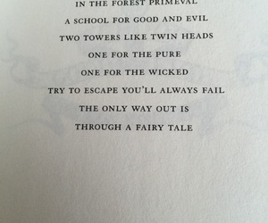 books, evil, and fairy tale image