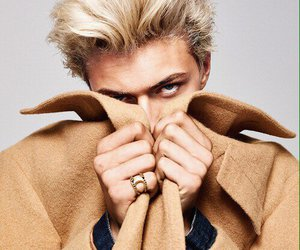 lucky blue smith, lucky blue, and boy image