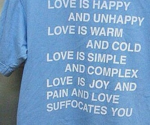 blue, love, and aesthetic image