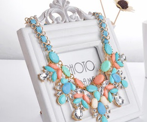 accessories, blue, and colourful image