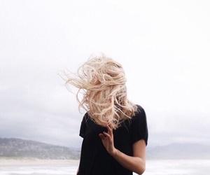 blonde, indie, and hair image