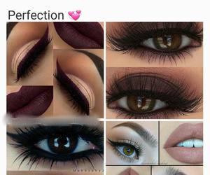 eyebrows, eyes, and lips image