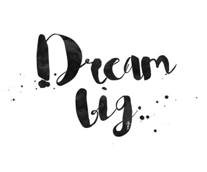 quote, Dream, and inspiration image