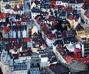 bergen, Houses, and norway image