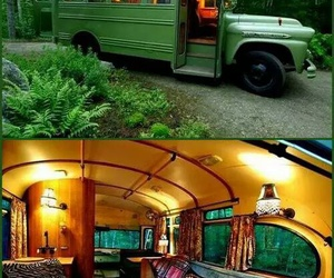 bus, create, and renovation image