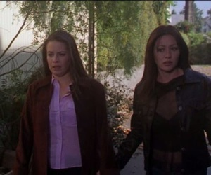 charmed, girls, and holly marie combs image