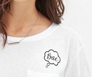 fashion, girl, and bae image