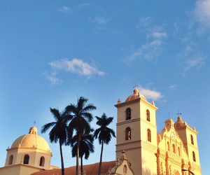cathedral, church, and Sunny image