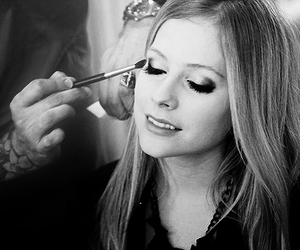 Avril, cute, and girl image