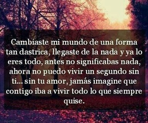 love and frases image