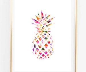 pineapple and room image