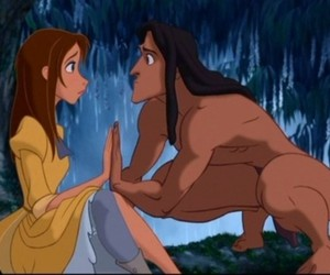 tarzan and jane image