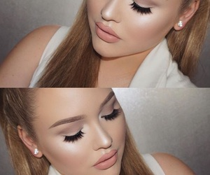 makeup, nikkietutorials, and nikkie tutorials image