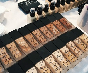 nars, makeup, and Foundation image