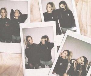 ariana grande, ariana, and polaroid image