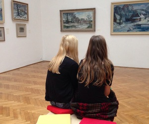 art, czech, and young image