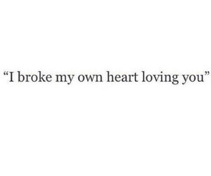 broken, heart, and heartbreak image