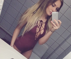 blonde, body, and hair image