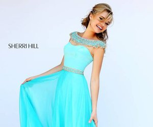 dress, sherri hill, and sherri hill 32220 image