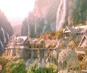 LOTR and rivendell image