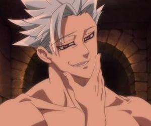 anime, ban, and nanatsu no taizai image