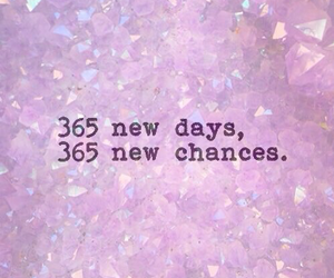 chances, crystal, and happy new year image