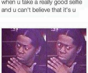 funny, selfie, and true image