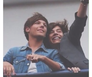 icon, louis tomlinson layout, and larry image