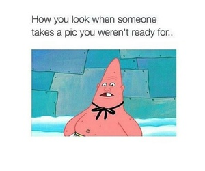 patrick, funny, and lol image