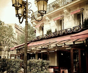 cafe, france, and paris image