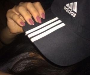 adidas, tumblr, and black image