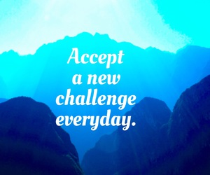 accept, beautiful, and blue image