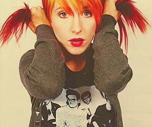 hayley williams, paramore, and sexy image