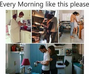 men, morning, and quotes image