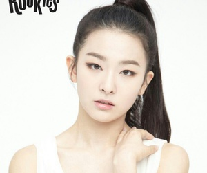 sm family, seulgi, and sm rookies image