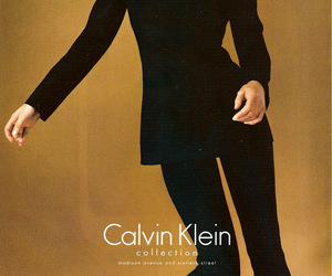 kate moss, Calvin Klein, and model image