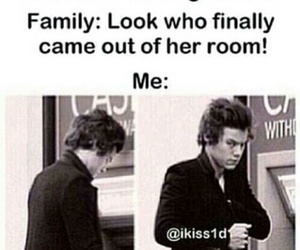 funny, Harry Styles, and one direction image