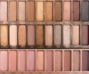beauty, eye shadow, and palette image
