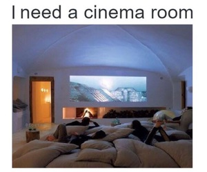 cinema and room image