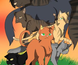 awesome, fireheart, and tigerclaw image