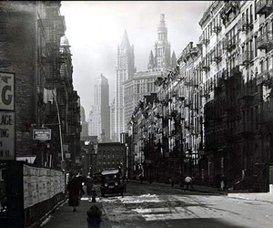 architecture, city, and black and white image