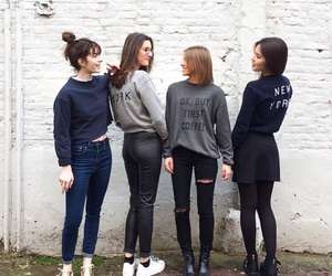 clothes, cosmopolitan, and girls image