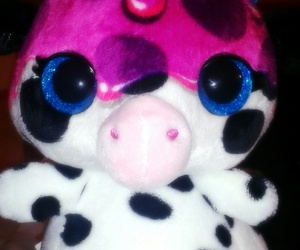 cow, nici, and cute image