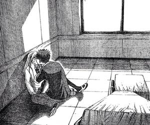 kiss, couple, and manga image