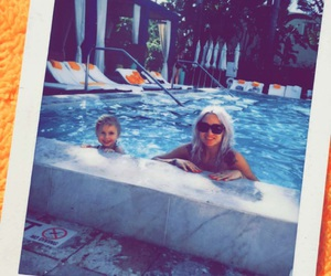 lux atkin, lou teasdale, and one direction image