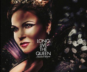 ️ouat, evil queen, and lana parrilla image